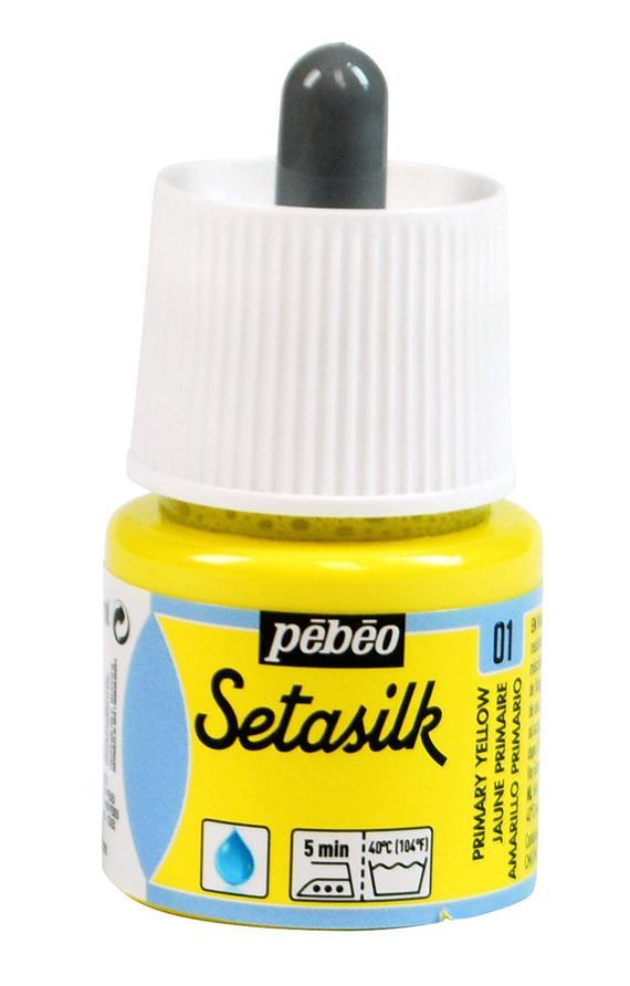 peinture pour soie setasilk pébéo 45 ml