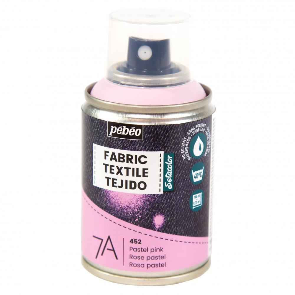 couleur pour textile pastel pébéo 100 ml