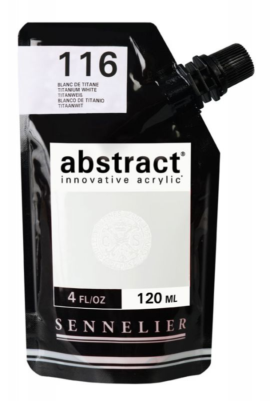 couleur abstract sennelier 120 ml