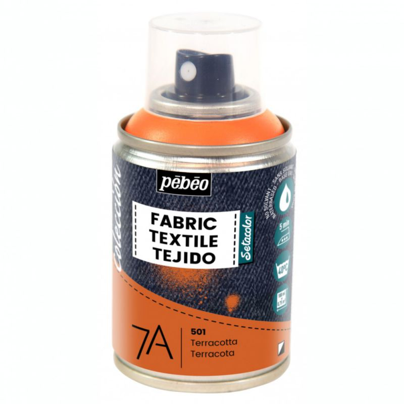 couleur pour textile collection  pébéo 100 ml