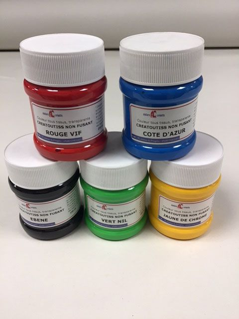 couleur non-fusant creatoutiss 230 ml