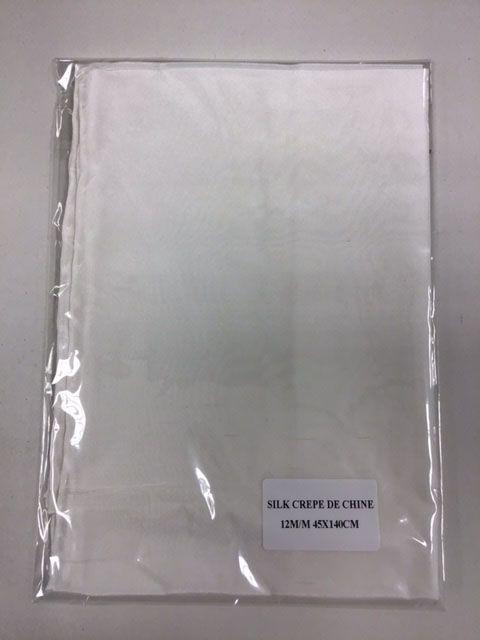 Echarpe RM 140 x 45 cm M 28 Crêpe de Chine N°12