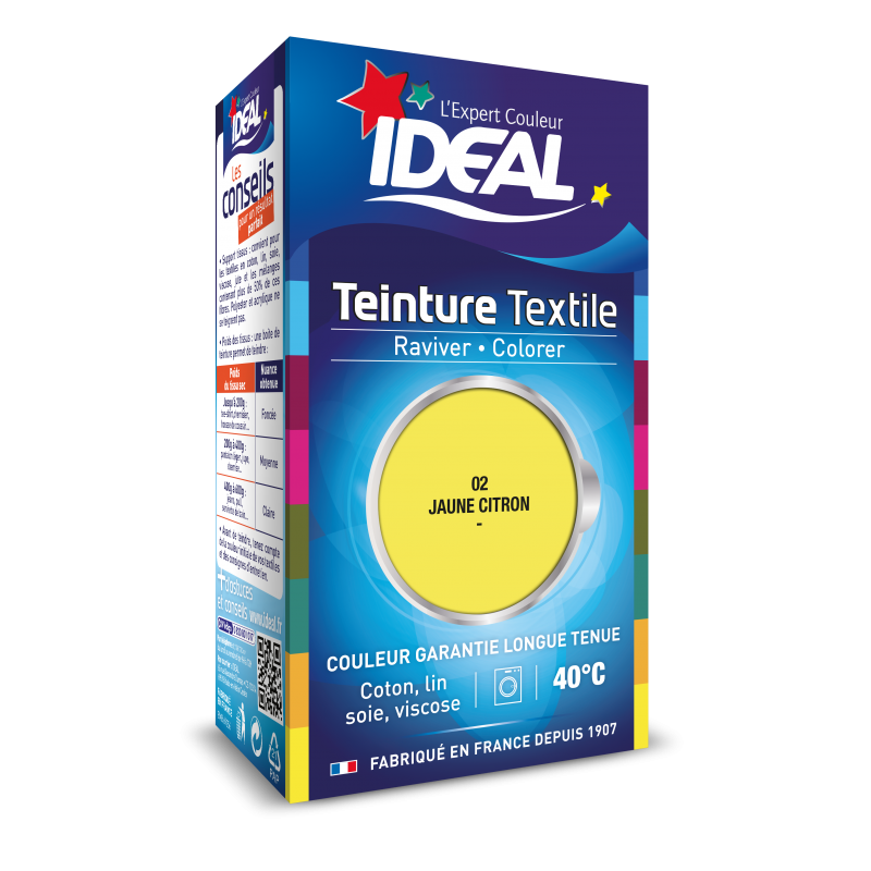 Teinture liquides ideal mini