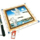 cadre easy fix en PVC
