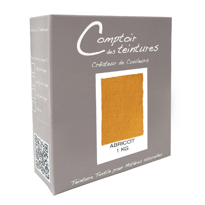 Comptoir des teintures mélange abricot
