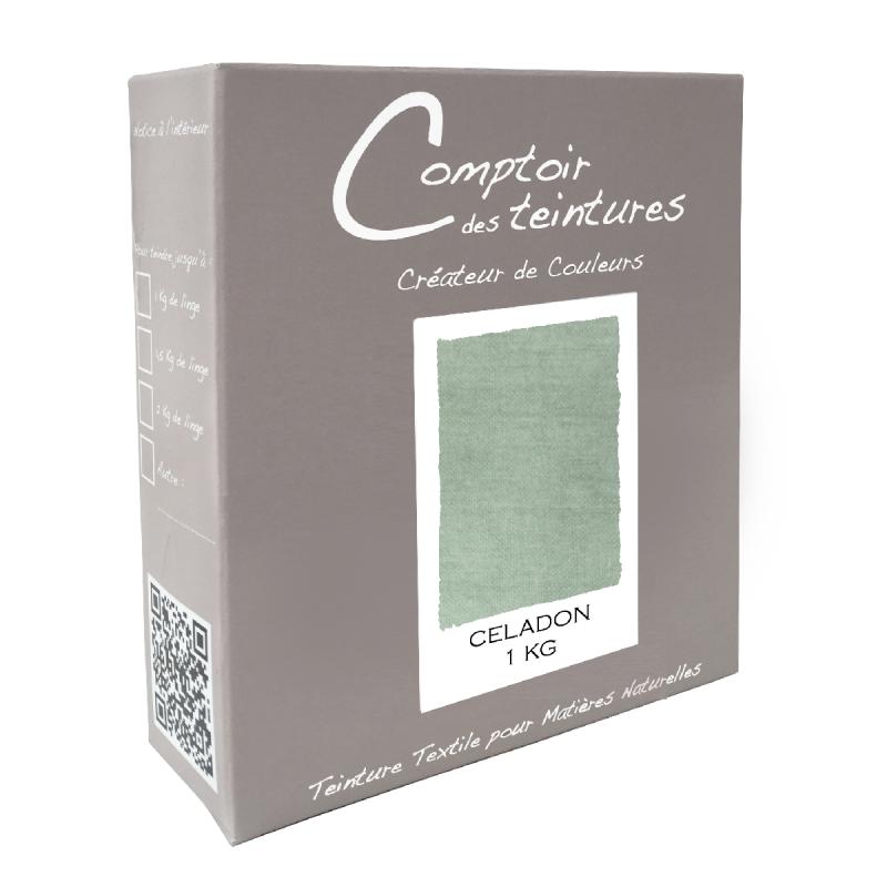 Comptoir des teintures mélange celadon
