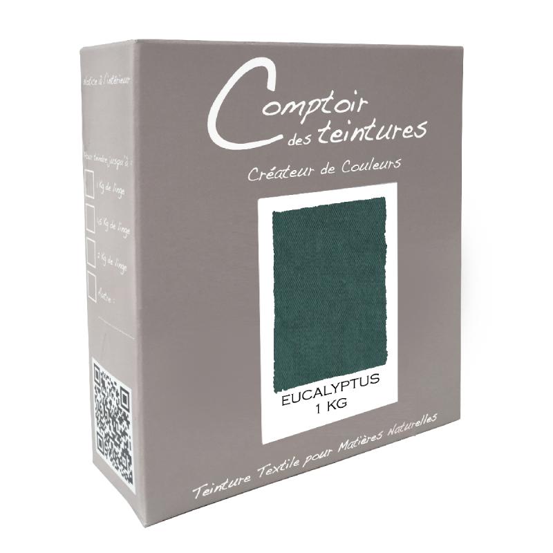 Comptoir des teintures mélange eucalyptus