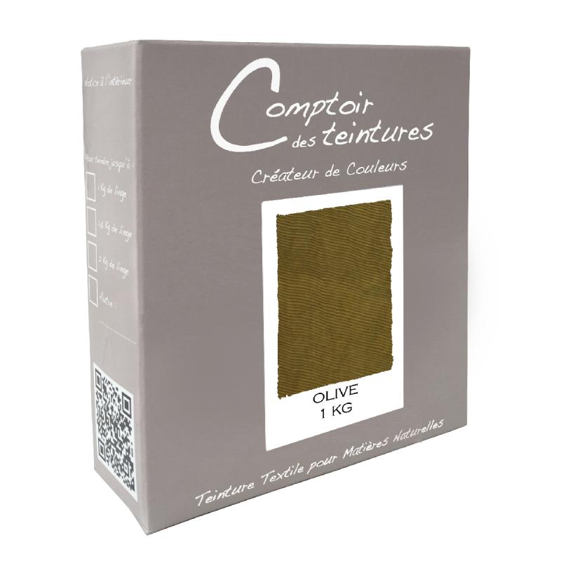 Comptoir des teintures mélange olive