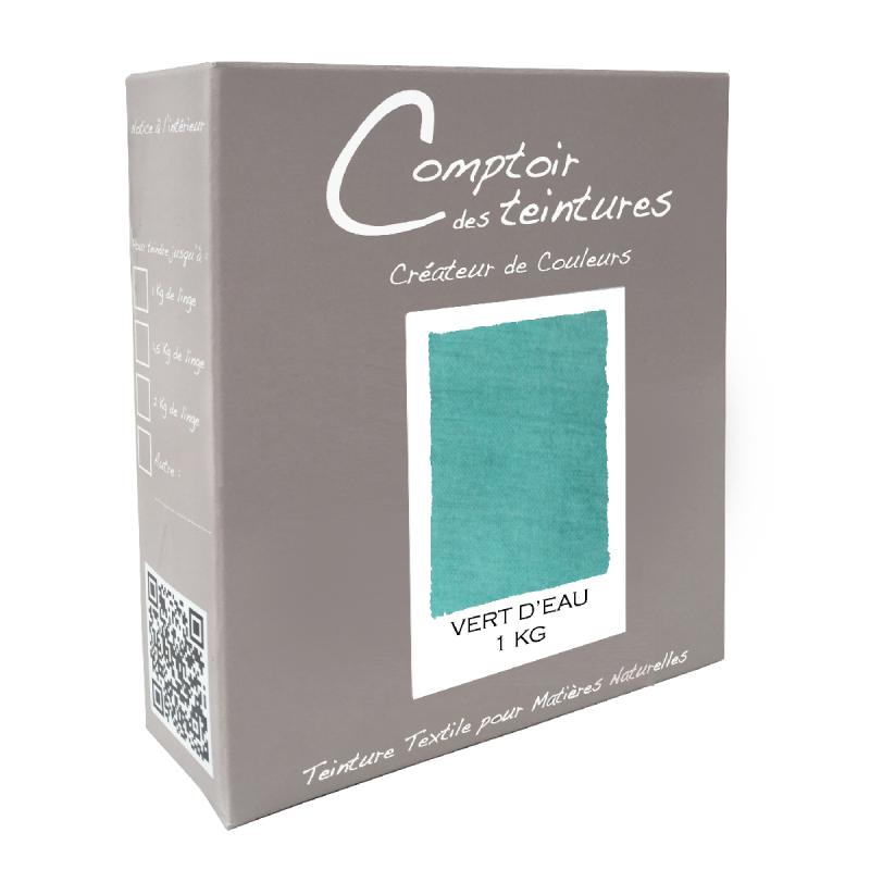 Comptoir des teintures mélange vert d'eau