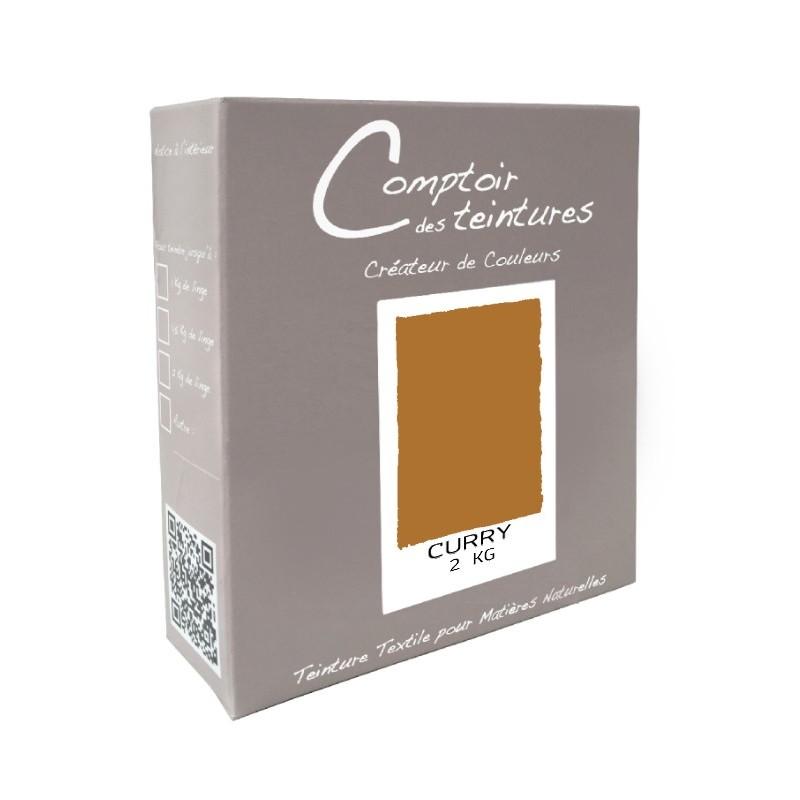 Comptoir des teintures mélange curry