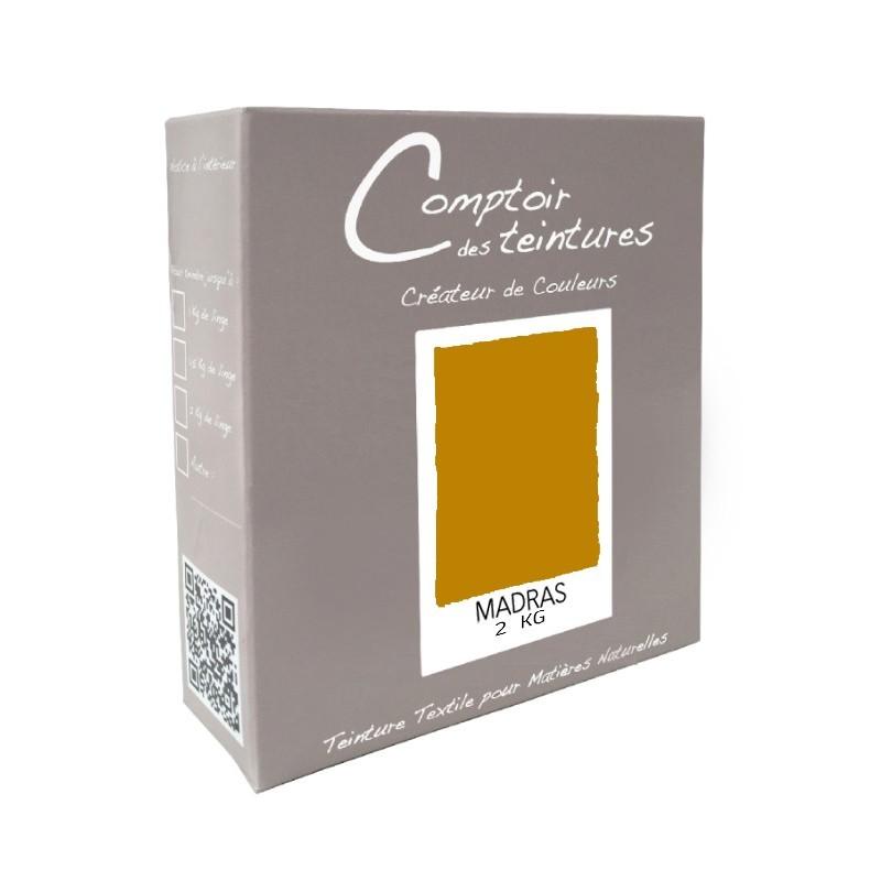 Comptoir des teintures mélange madras