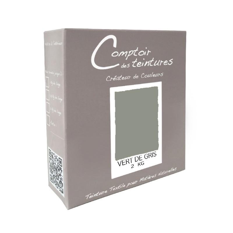 Comptoir des teintures mélange vers de gris