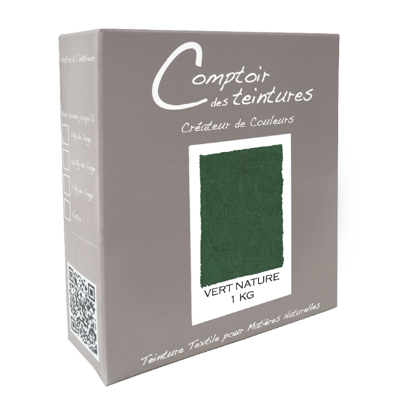 Comptoir des teintures mélange vert nature