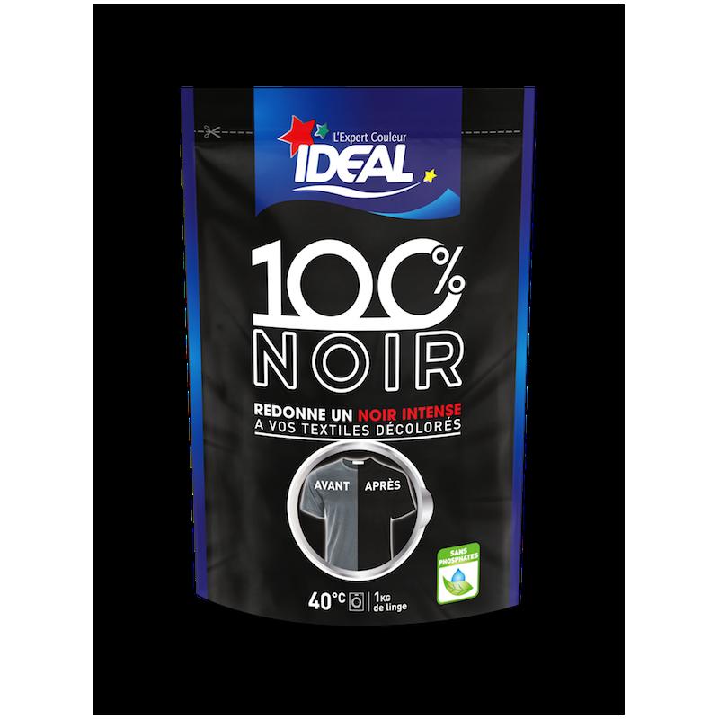 teinture rénovateur 100% noir ideal