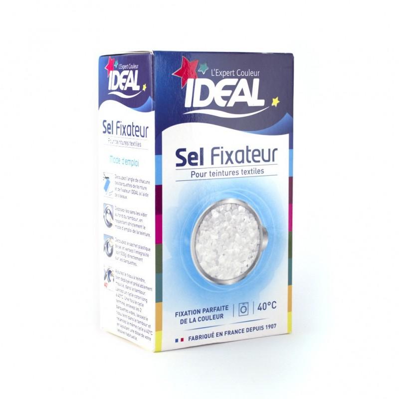 sel fixateur ideal